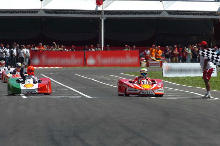 Kartodromo Floripa 8
