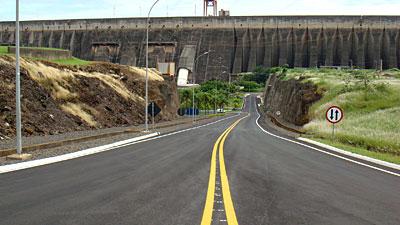 ECOFLEX em Itaipu